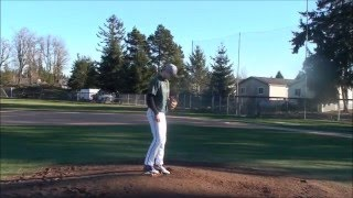 Jacob Bogacz / 2017 RHP / Chaffey Baseball Club / Jackson High