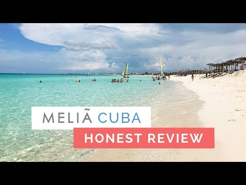Meliã Cayo Santa Maria Cuba All-Inclusive Resort - Honest Review