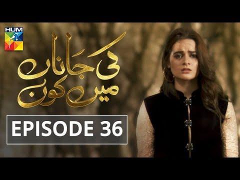 Ki Jaana Mein Kaun Episode #36 HUM TV Drama 7 November 2018