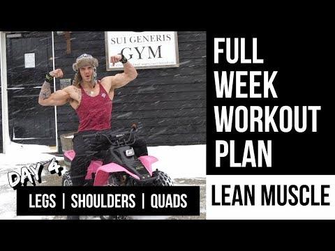 Light Weight High Reps Or Heavy Weight Low Reps For Muscle Growth | VLOG