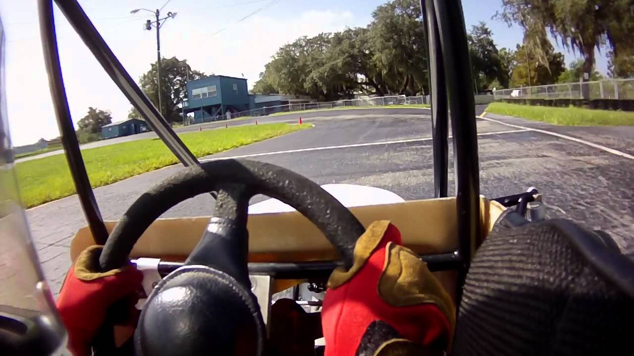 Tampa bay quarter midget racing