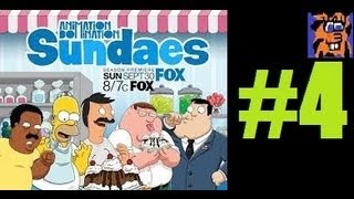 FOX's Animation Domination #4- November 11, 2012