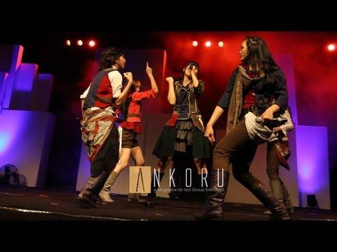 JKT48 - Kagami no Naka no Jean D'arc Live at Gor Jatidiri Semarang
