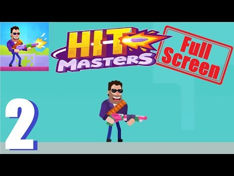 Hitmasters New Action game 2020 by Playgendary Fullscreen gameplay levels 25 - 40 ios / android