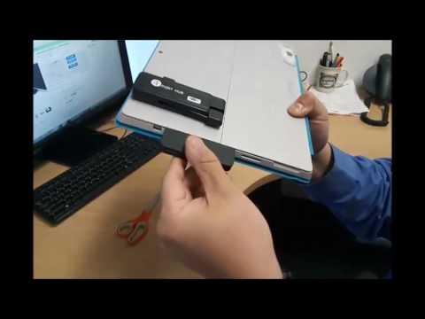 Juiced Systems Microsoft Surface Pro 3 USB Hub Adapter