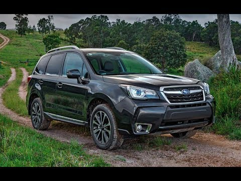 2018 Subaru Forester Redesign Touring Review Youtube