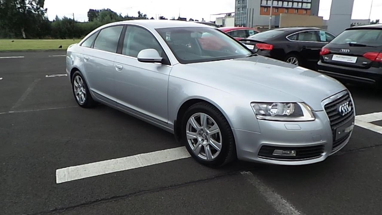 09L854 - 2009 Audi A6 A6 2.0 TDI 136 SE 16,995 - YouTube