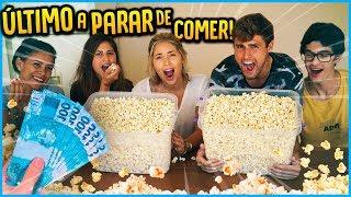 1 VS TODOS: ÚLTIMO QUE PARAR DE COMER GANHA 5000 R$!! [ REZENDE EVIL ] thumbnail
