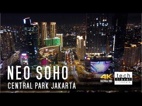 [4K] SOHO Central Park Jakarta