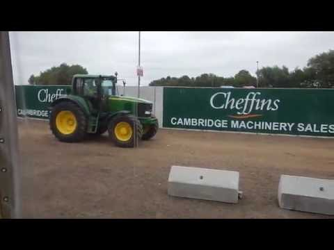Cheffins first drive-through auction!