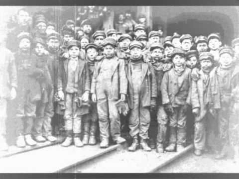 INDUSTRIAL REVOLUTION - The Famous 100-year-old Original Coal Mine Song & Video