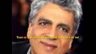 Aime moi je t'aime ** Enrico * MACIAS ** Karaoke
