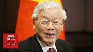Nguyễn Phú Trọng được Hội nghị TW8 giới thiệu vào chức Chủ tịch nước Việt Nam