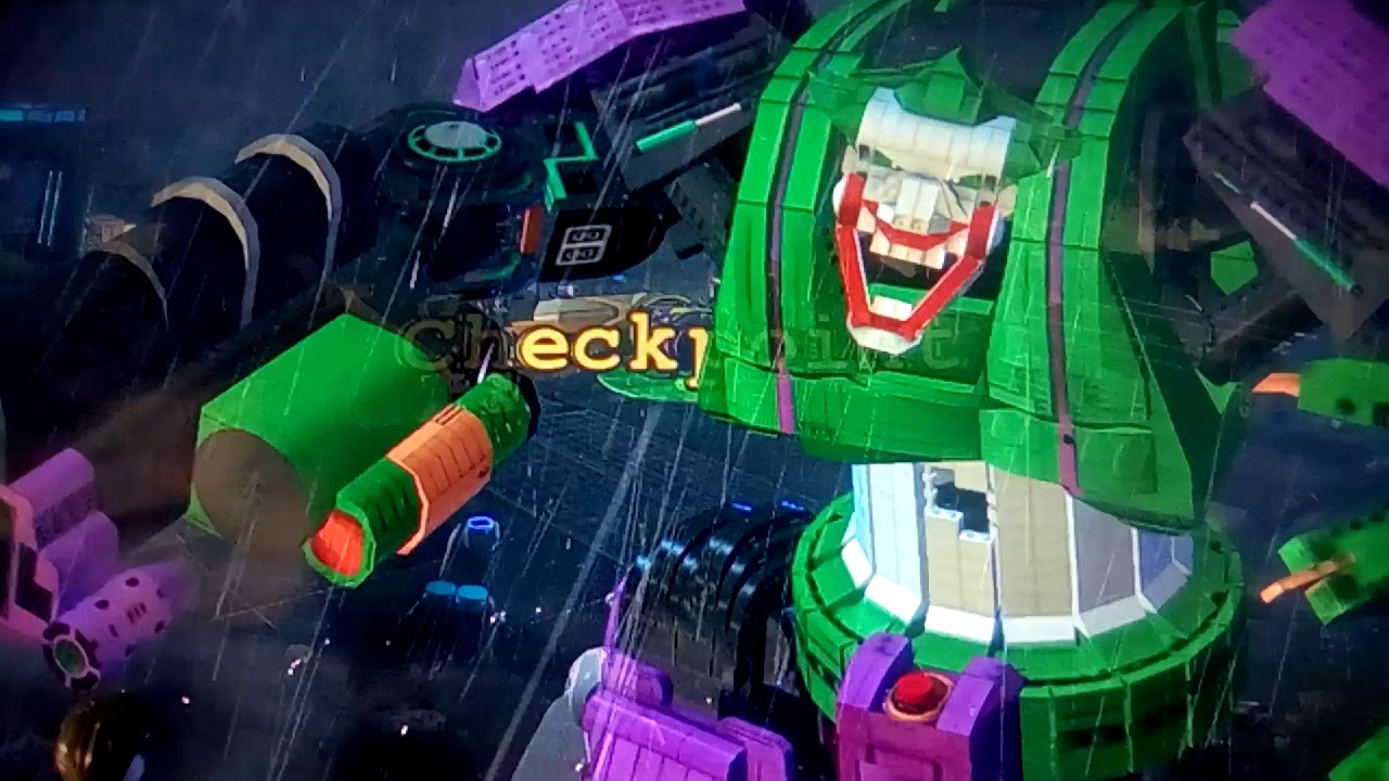 LEGO Batman 2 : DC Super Heroes (Wii U) - Warner Bros