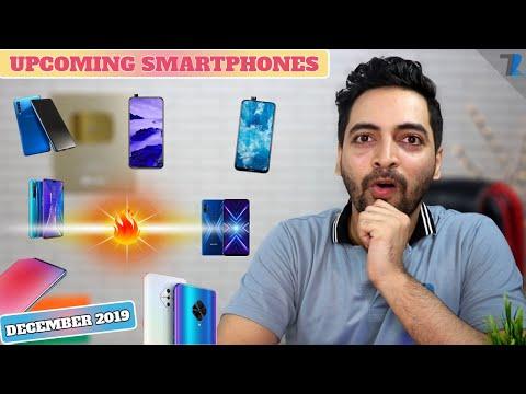 Top Upcoming Smartphones To Launch In India [December 2019]