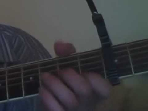 How To Play Lovesong  Adele On The Guitar Picking Version