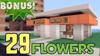 Minecraft - как построить цветочный магазин? (Bonus #29)(Воу! 29 бонус, ради юбилея постараюсь записать 30 как можно быстрее, а затем куплю тортик :З ╔══════════..., 2014-07-02T08:00:01.000Z)