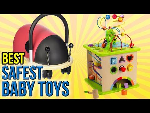10 Best Safest Baby Toys 2016