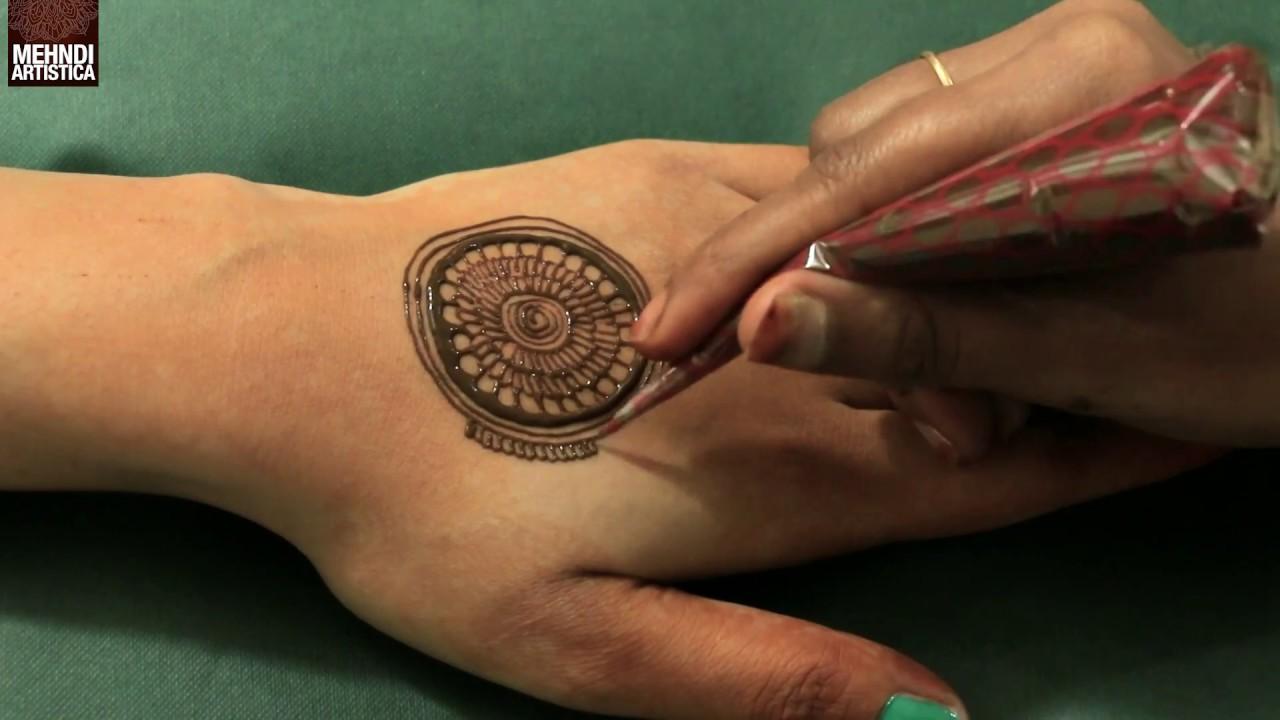 Party Mehndi Cone : Mandala inspired mehndi designs for hands circular mehendi