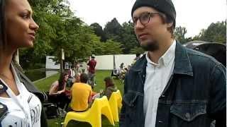 Prinz Pi Interview beim Juicy Beats 17