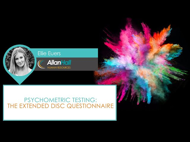 The Extended DISC Questionnaire