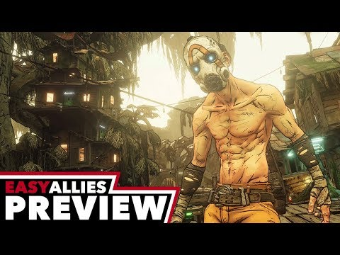 Borderlands 3 - First Hands-On Preview - Easy Allies