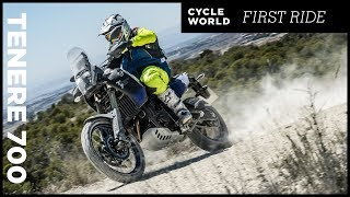 2021 Yamaha Ténéré 700 First Ride