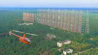 Chernobyl Helicopter Tour