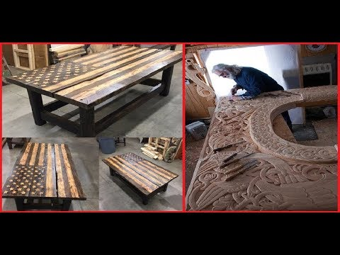 Wood Art Projects Amazing Sculpture And Furniture Design