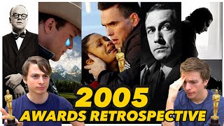 78th Academy Awards: Crash vs Brokeback | Retrospective