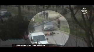 Mujer atropelló a un grupo de personas en San Bernardo - CHV NOTICIAS