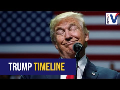 WATCH: A Donald Trump timeline