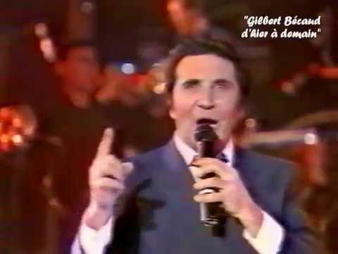 Gilbert Bécaud - Désirée (version courte chantée comme çà ce jour-là)