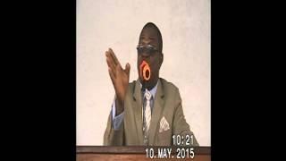 CENTRE MISSIONNAIRE PAROLE PARLEE NGIRI-NGRI