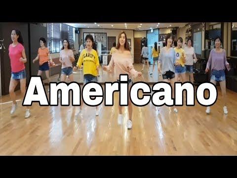 Americano Line Dance(Beginner)Rafel Corbi