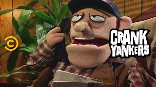 Finding Someone with Your Exact Name - PRANK - Crank Yankers