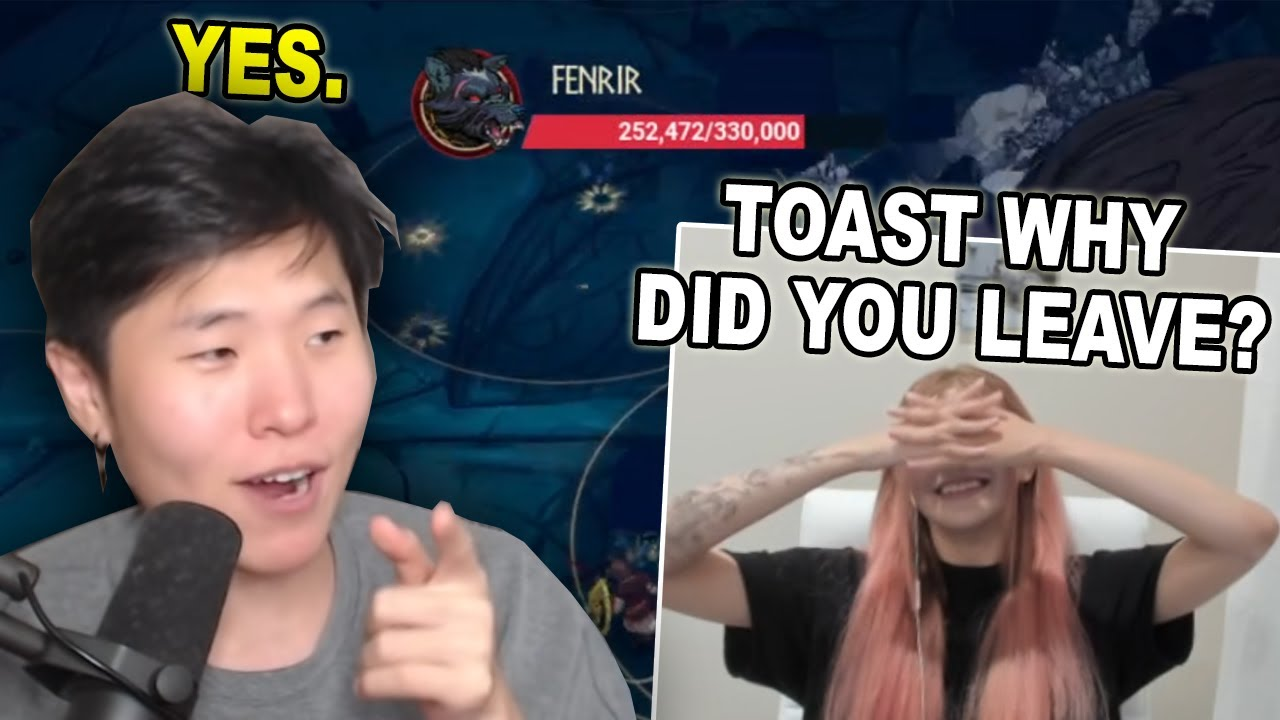 Toast Left Miyoung To FIGHT The Boss Alone Without Her Knowing