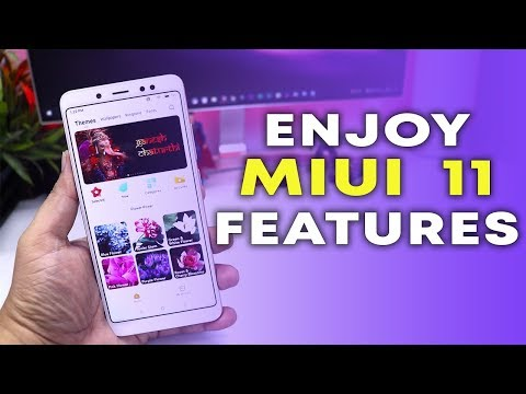 MIUI 11 Features on Redmi Note 5 Pro With KOSMOS MIUI 10 9.8.29 ROM
