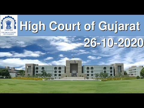 LIVE STREAMING OF COURT PROCEEDINGS OF FIRST COURT OF HIGH COURT OF GUJARAT