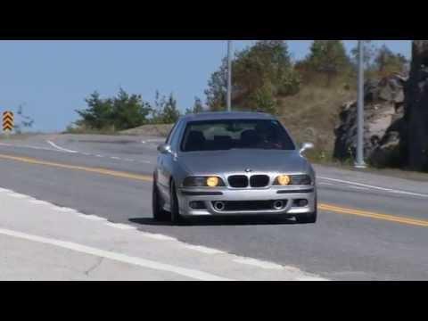 E39 2000 BMW M5 Test Drive
