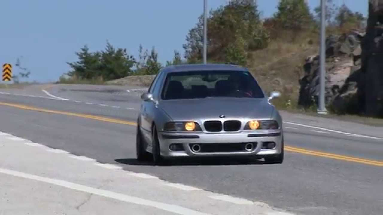 e39 2000 bmw m5 test drive youtube. Black Bedroom Furniture Sets. Home Design Ideas