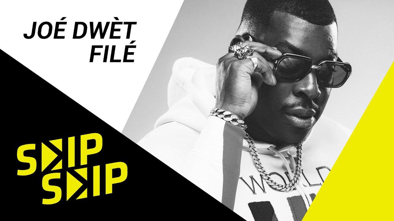 "Joé Dwèt Filé : "" La collaboration des mes rêves ? Chris Brown !""   SKIP SKIP"