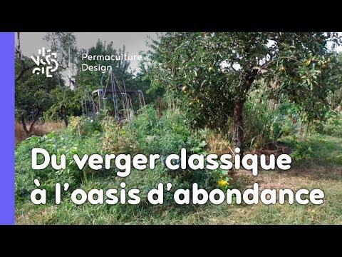 Un permaculteur, un jardin : d