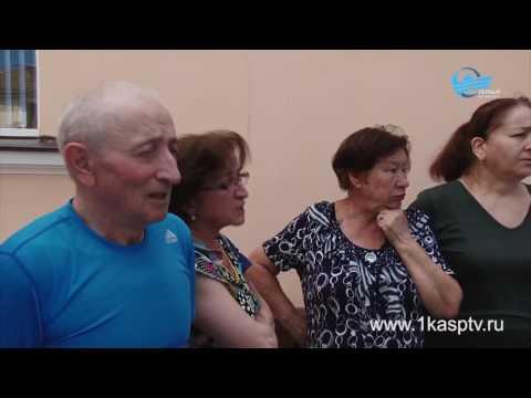После визита  чиновника из Москвы, каспийские коммунальные службы начали  решать проблемы