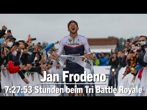 Jan Frodeno: Das Sieger-Interview nach dem Tri Battle Royale (7:27:53 Stunden)