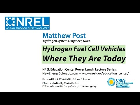 Where Are Hydrogen Fuel Cell Vehicles today? (Oct-2016)