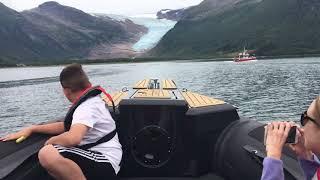 Катер Норвегия 2