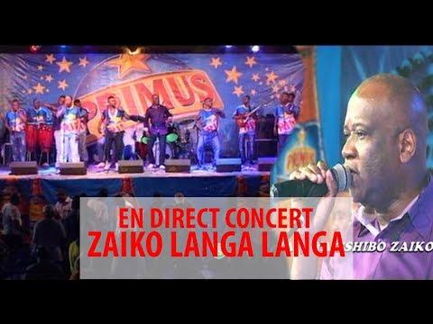 EN DIRECT: CONCERT NIOKA LONGO & ZAIKO LANGA LANGA A YOLO