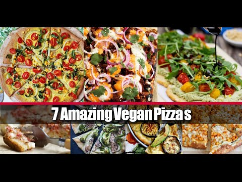 7 Vegan Pizza Recipes