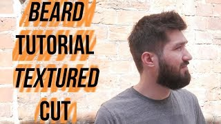 Baixar BIG BEARD TUTORIAL // Messy Long Texture Cut And Finish!